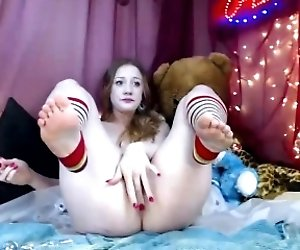 17min feet play that is anal