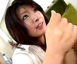 Mesmerizing Japanese girl...
